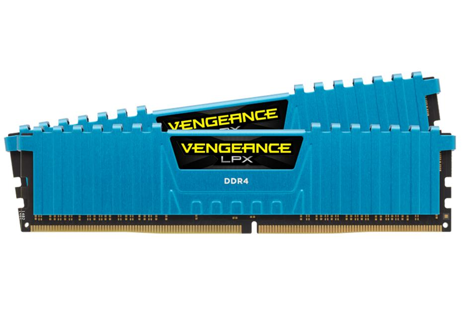Corsair Vengeance LPX 16GB DDR4 DRAM 3000MHz C15 Memory Kit for DDR4 Systems 2400 MT/s (CMK16GX4M2B3000C15B)