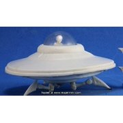 Reaper Bones Flying Saucer Miniature