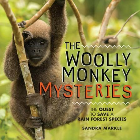 The Woolly Monkey Mysteries - eBook