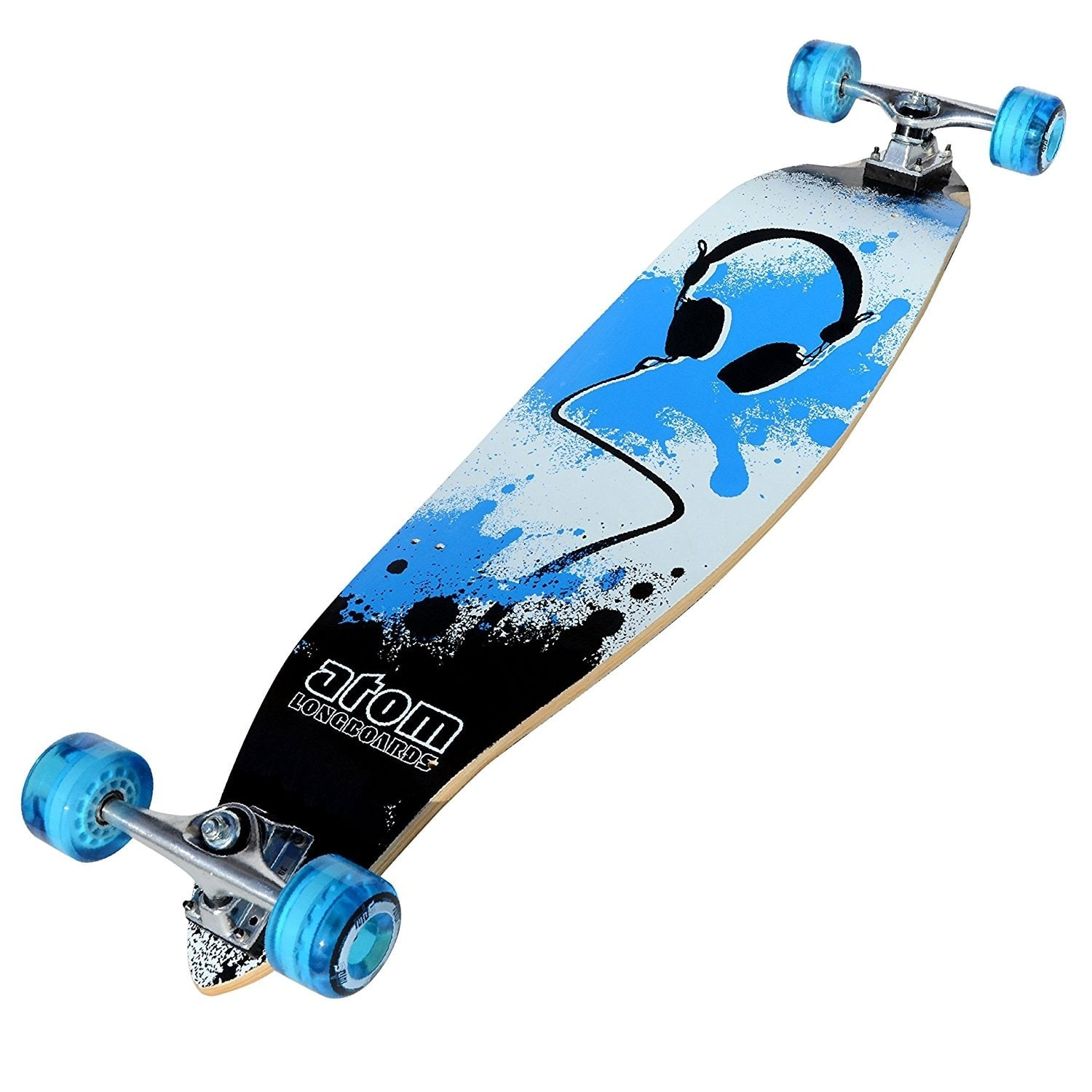 Click here to buy Atom Lowrider Longboard by Atom.
