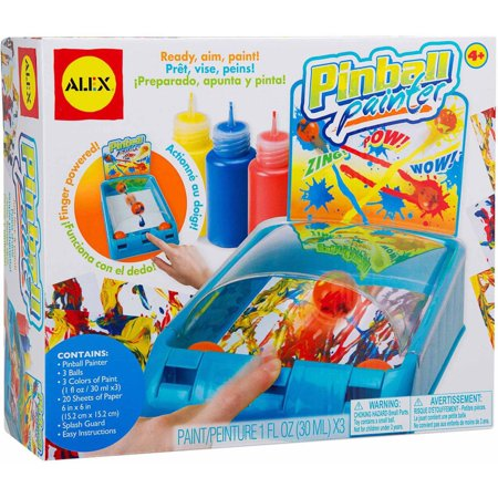 ALEX Toys Artist Studio Pinball Painter