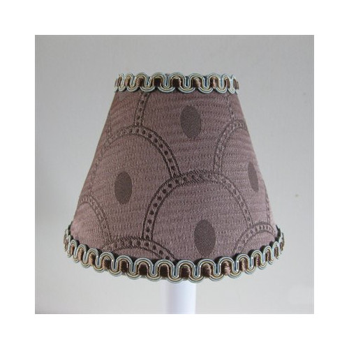 Silly Bear Lighting Snickers 11'' Fabric Empire Lampshade by Silly Bear Lighting