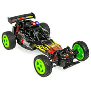 Best Choice Products 1/16 Scale 2.4GHz 4WD High Speed RC Drifting Stunt Racing Car, 13MPH Max w/ Rechargeable Battery