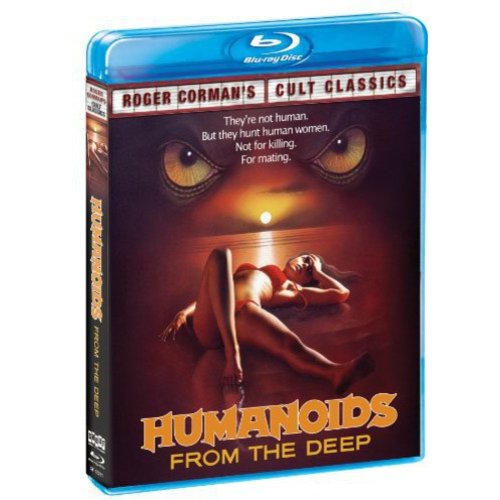 Humanoids From The Deep (Blu-ray) (Widescreen)