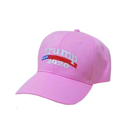 3c2840247a425 Amazingforless - Trump 2020 President Make America Great Again MAGA  Baseball Cap Hat Keep America Great Again Mens Womens Hat - Pink -  Walmart.com