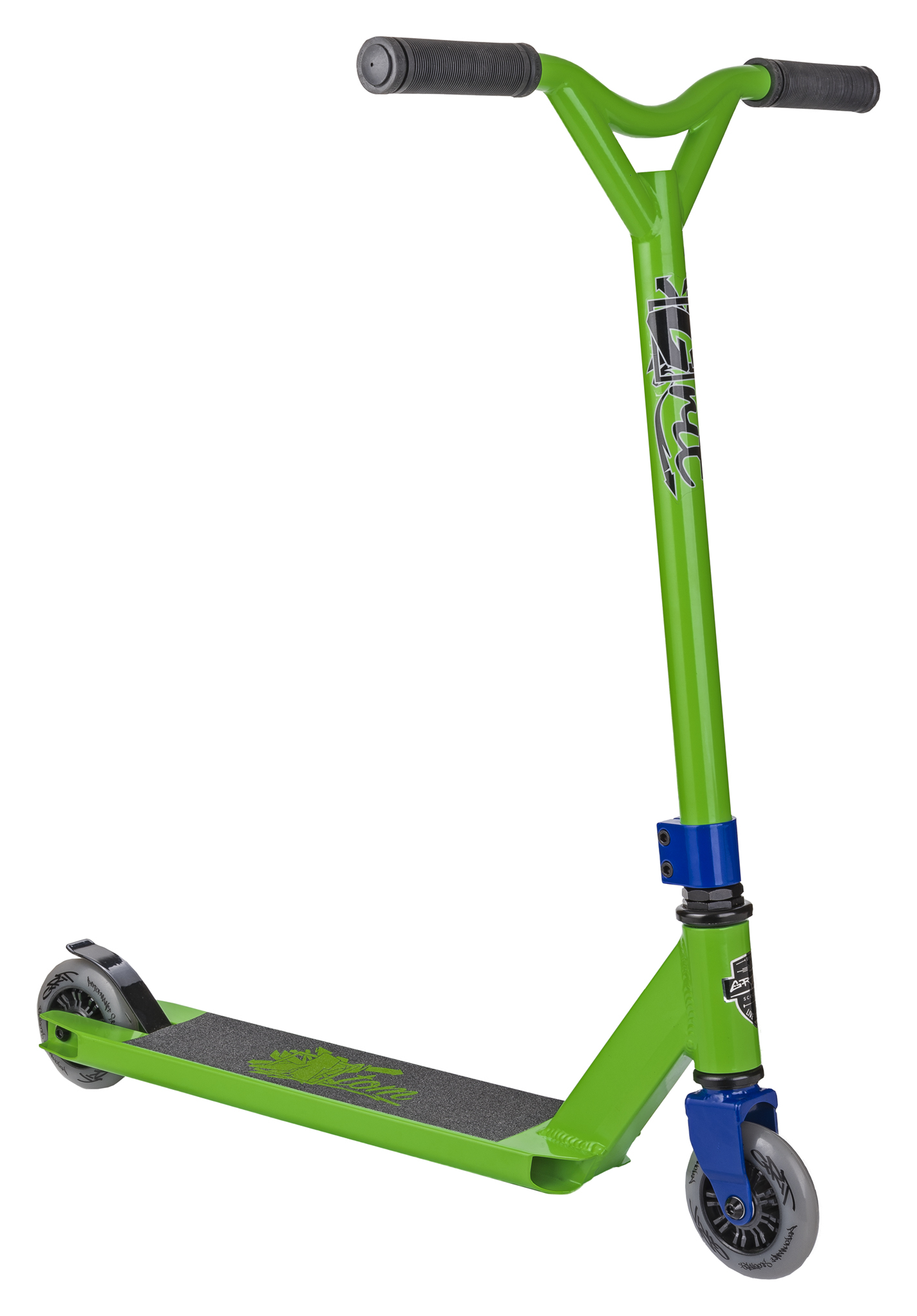 Grit Atom Pro Scooter (Blue Black) by Grit Scooters