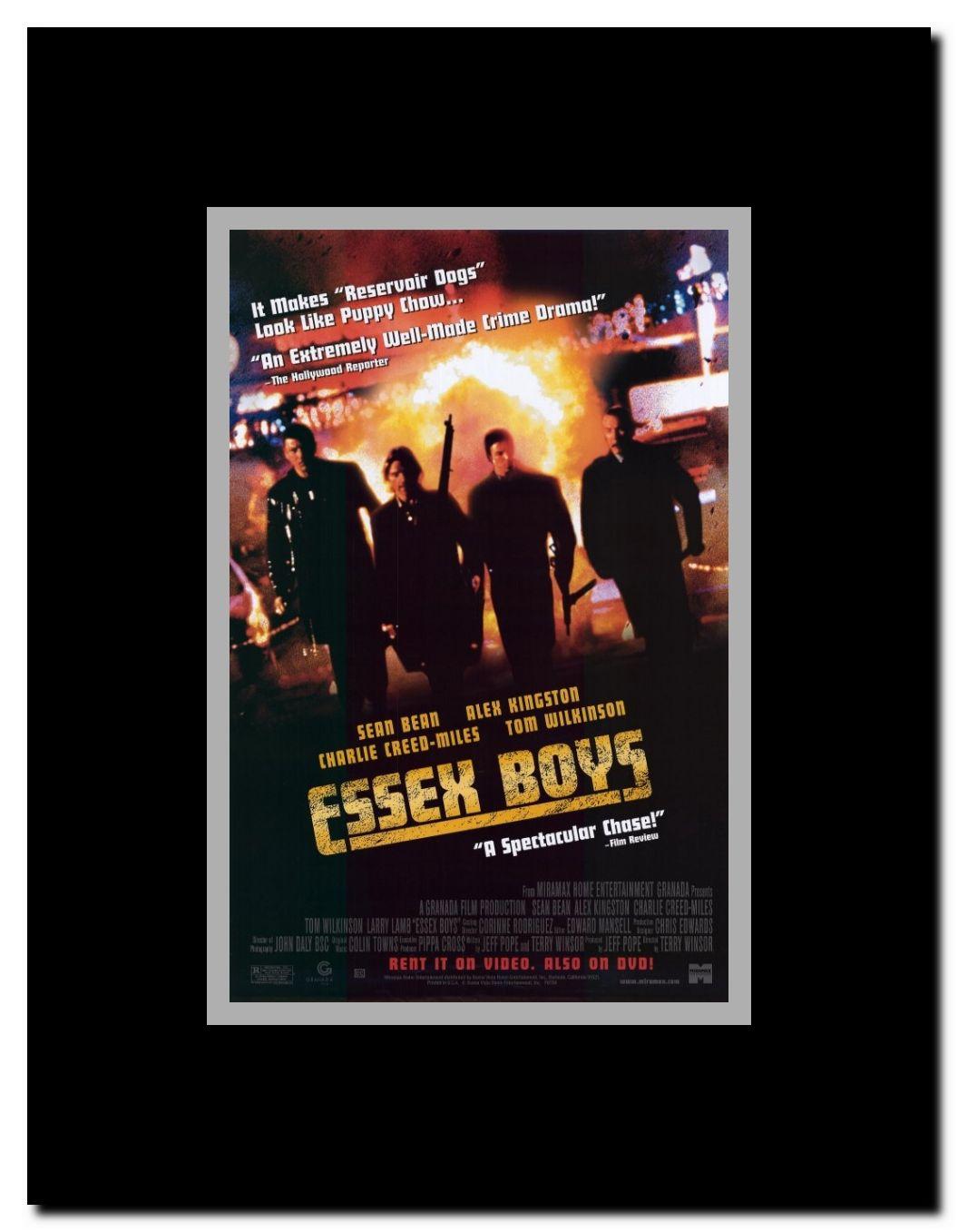 essex based films
