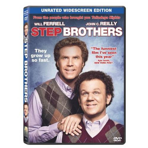 Step Brothers (Unrated) (Widescreen)