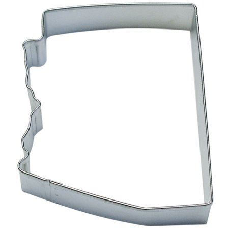 - State of Arizona Tin Cookie Cutter 3.5 in - R&M Brand Cookie Cutters - Tin Plate Steel
