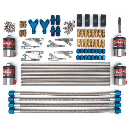 Edelbrock 2 Stage Super Victor EFI Direct Port System (V8)