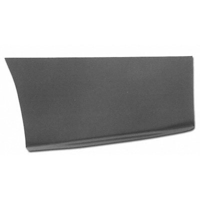 Quarter Rear Section (Left Lower Quarter Panel Patch Rear Section for 74-81 Pontiac Firebird )