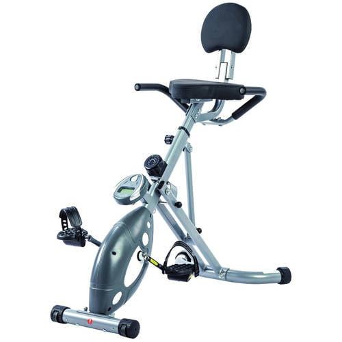 Sunny Health and Fitness SF-RB1202 Folding Recumbent Bike
