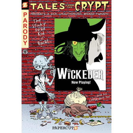 Tales from the Crypt #9: Wickeder - Tales From The Crypt Mask