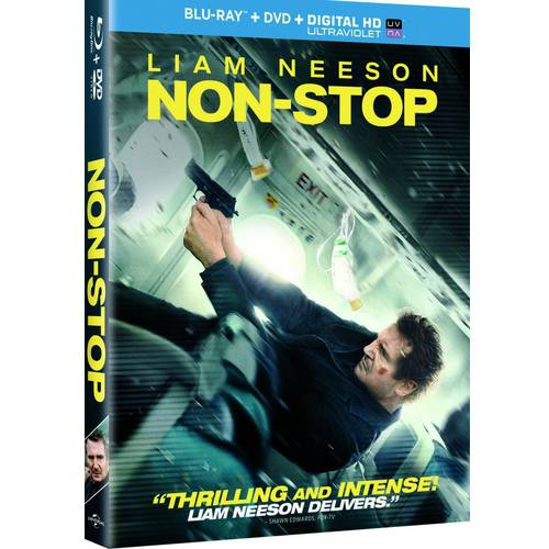 Non-Stop (Blu-ray + DVD + Digital HD) (With INSTAWATCH)