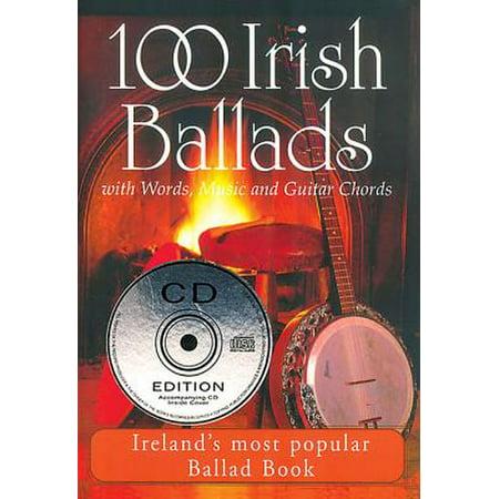 100 Irish Ballads - Volume 1 : Ireland