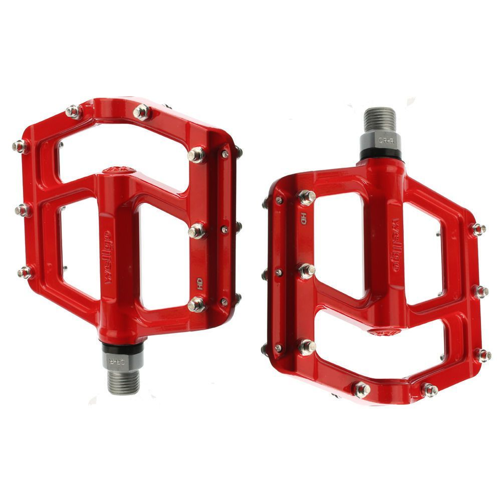 Wellgo MG-5 Magnesium BMX Mountain Bike Pedals