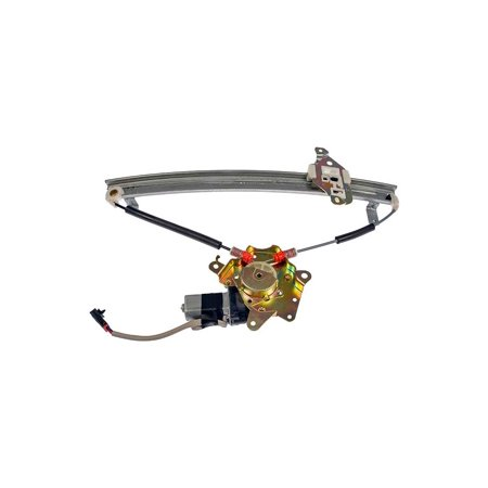 Dorman 741-777 Window Regulator For Nissan Sentra, with