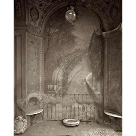 Banc de Jardin - 34 Poster Print by Alan Blaustein - Decoraciones De Halloween Para Jardin