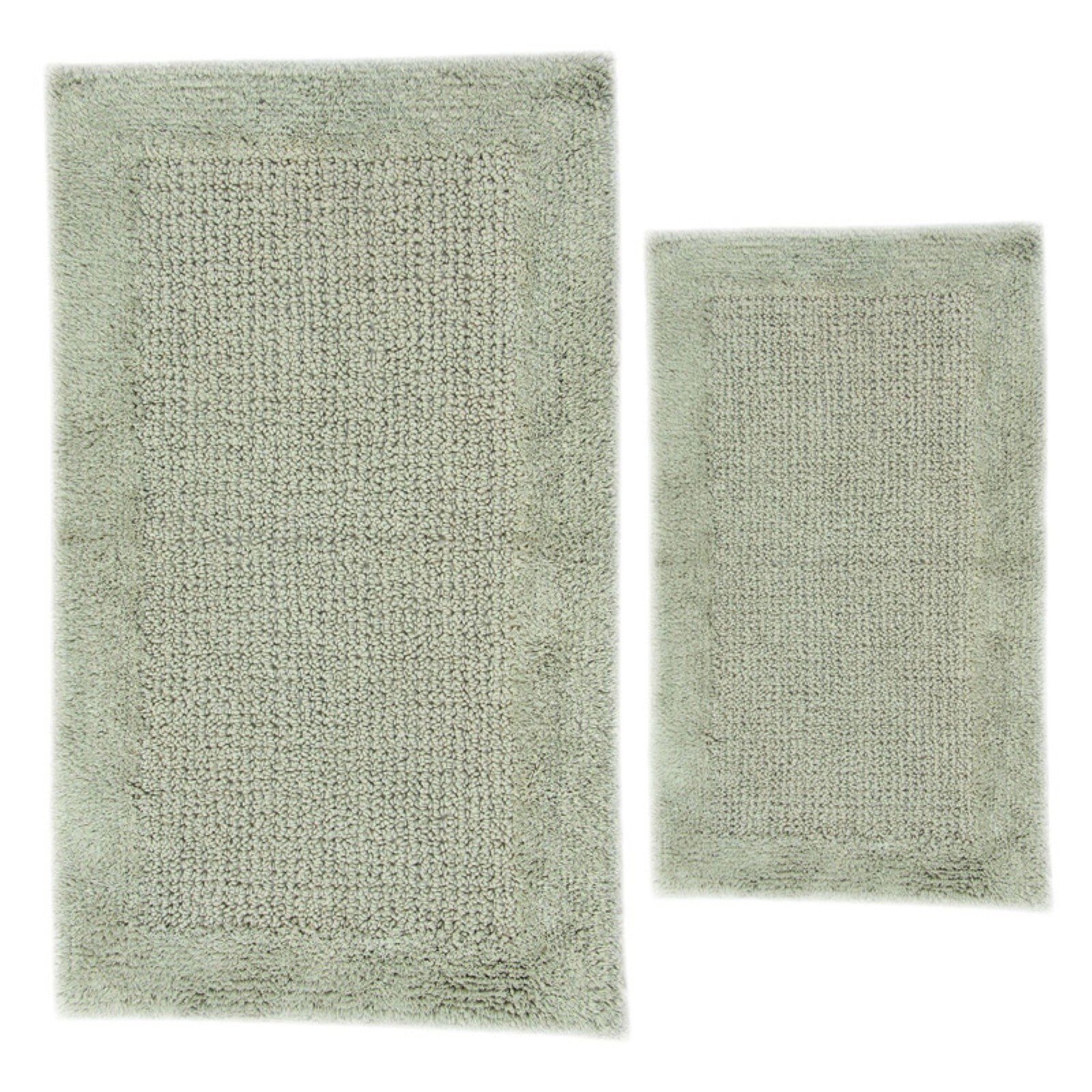 Elegance Collection Naples Bath Rug - Set of 2