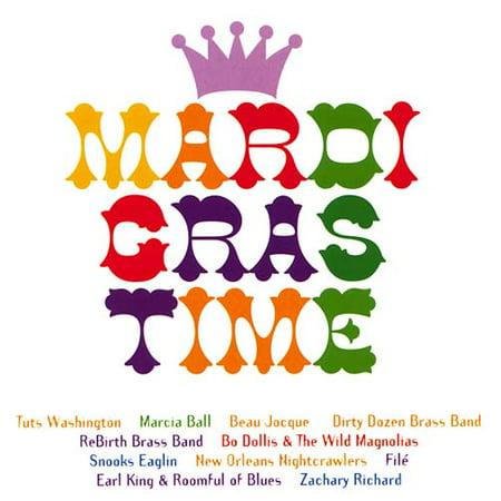 Mardi Gras Time