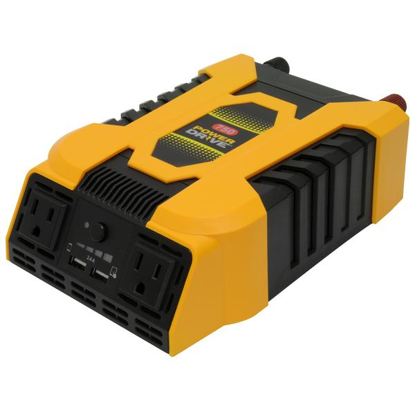 PowerDrive 750 Watt Direct Plug Power Inverter Car / Truck Power Inverter PD750