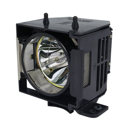 Original Ushio Projector Lamp Replacement with Housing for Epson PowerLite 81 - image 1 of 5