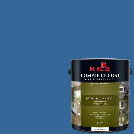 Beyond The Sea KILZ COMPLETE COAT Interior Exterior Paint Primer in On