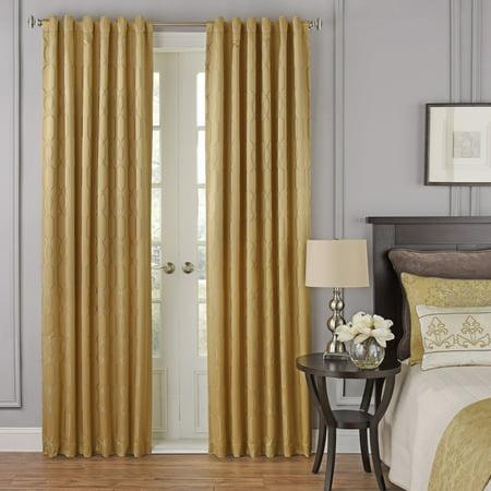 Beautyrest Yvon Room Darkening Window Curtain