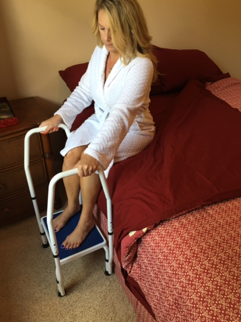 Groovy Platinum Health Adjustastep Tm Doublesafe Deluxe Step Stool Cjindustries Chair Design For Home Cjindustriesco