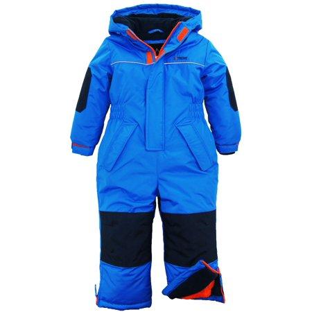 iXtreme Little Boys' Snowmobile One Piece Winter Snowsuit Ski Suit Snowboarding - Gru Outfit