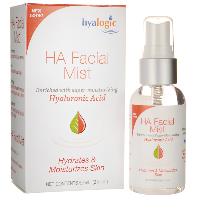 Hyalogic Ha Facial Mist 2 fl oz (59 ml) Liquid