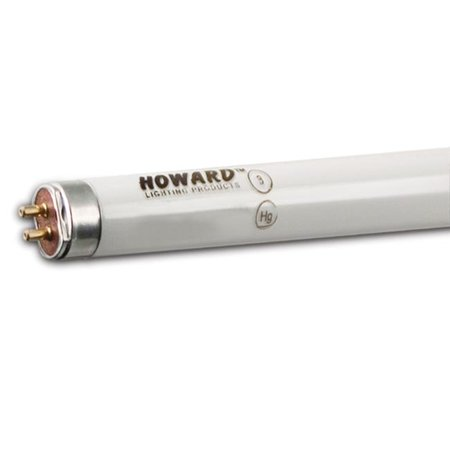 Howard Lighting Products F54T5-850-HO 54 Watt 48 inch T5 Mini Bi-Pin Fluorescent Lamp Case of