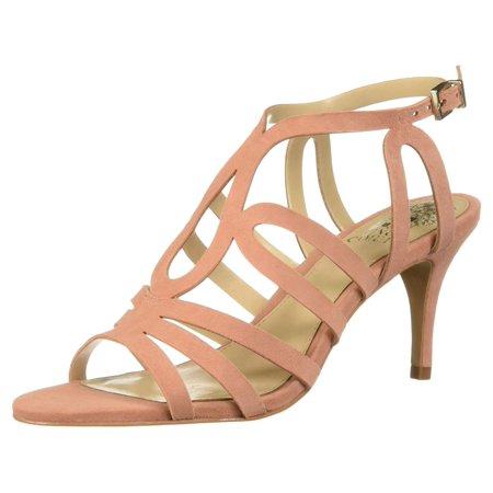 Vince Camuto Women's Peyson Heeled Sandal, Pink, Size 6.5