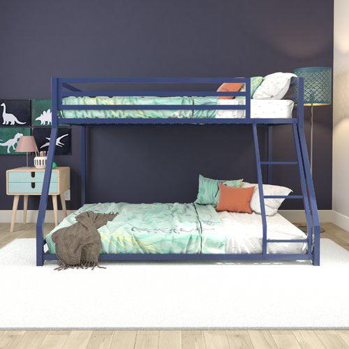 Harriet Bee Simoneau Twin over Full Bunk Bed