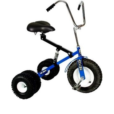 Adult Tricycle (Red) - Adult Sized Green Machine