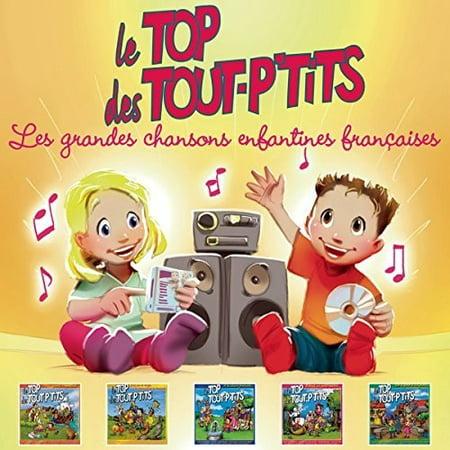 Les Grandes Chansons Enfantines Francais (CD) - Chanson Halloween Francais