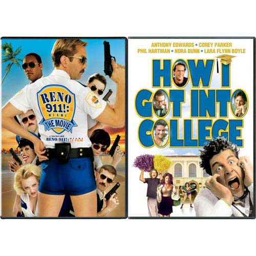 Reno 911 Miami / How I Got Into College (2-Pack) (Full Frame)