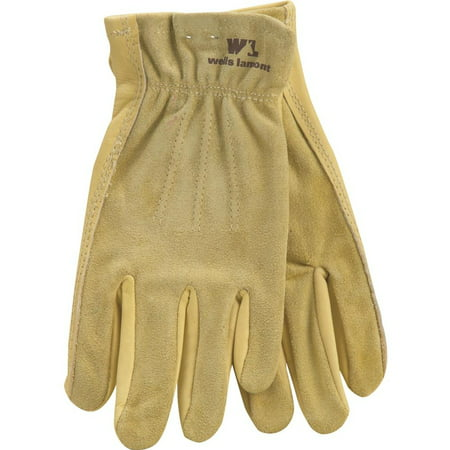 Sml Split Cowhide Glove 1124S -