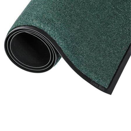 - Crown Rely-On Olefin Indoor Wiper Mat, 48 x 72, Evergreen