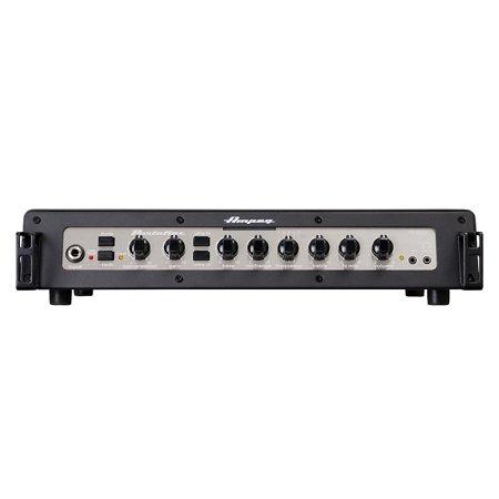 Ampeg Bass Amps - Ampeg Portaflex PF800 800W Class D Bass Amp Head Black