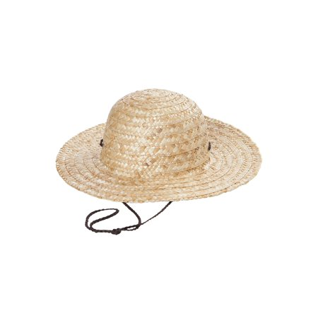Straw Hat Child Costume Accessory](Hot Costume)