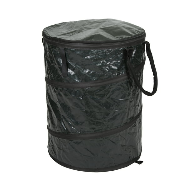 Coghlan/'s Pop-Up Camp Trash Can//Recycle Bin Portable Collapsible Camping Basket