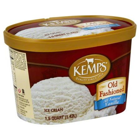Kemps Old Fashioned Ice Cream 15 Qt