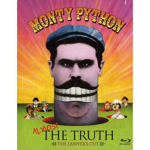 Monty Python: Almost The Truth - The Lawyer's Cut (Blu-ray)