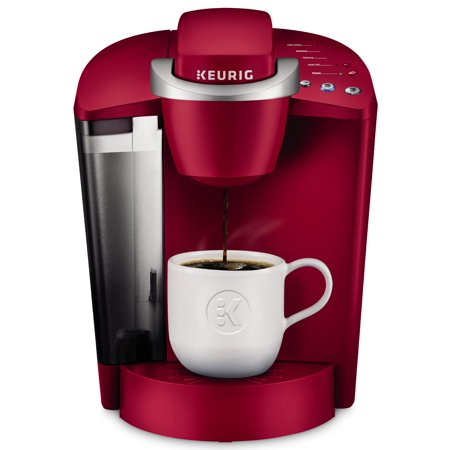 Keurig K-Classic Single Serve K-Cup Pod Coffee Maker, Rhubarb Mamma Ro Coffee