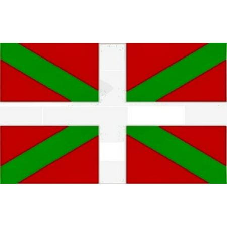 3x5 Basque Country Spain Flag Spanish Banner Pennant Pais Vasco (Spain Country Flag)