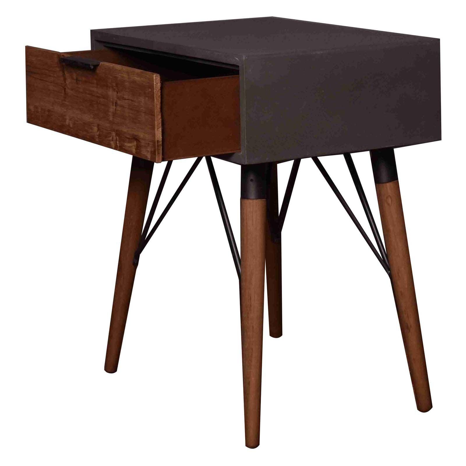 Screen Gems Wooden side table AF-124