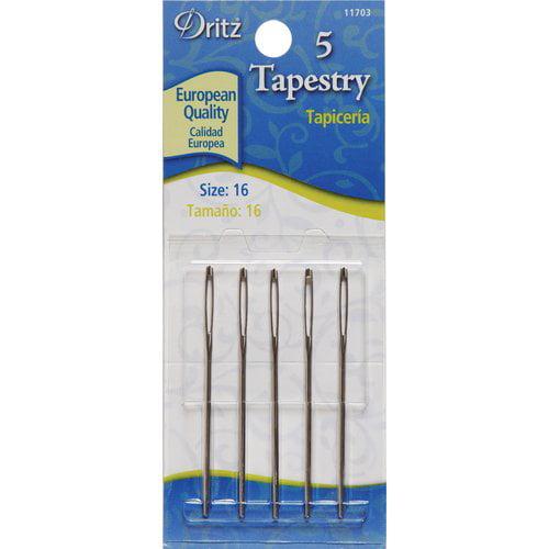 Dritz Needle Tapestry Sz16