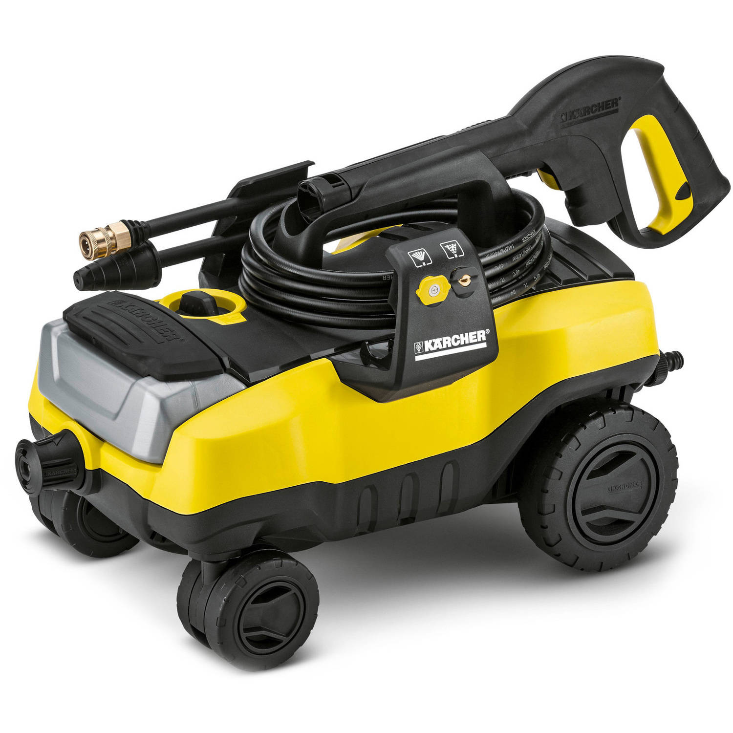 Karcher K3 Follow Me Universal 1700 PSI Electric Pressure Washer