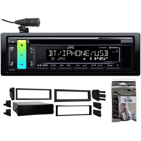 2005 06 Subaru Outback Sport Jvc Cd Receiver W Bluetooth Usb Aux Iphone Android